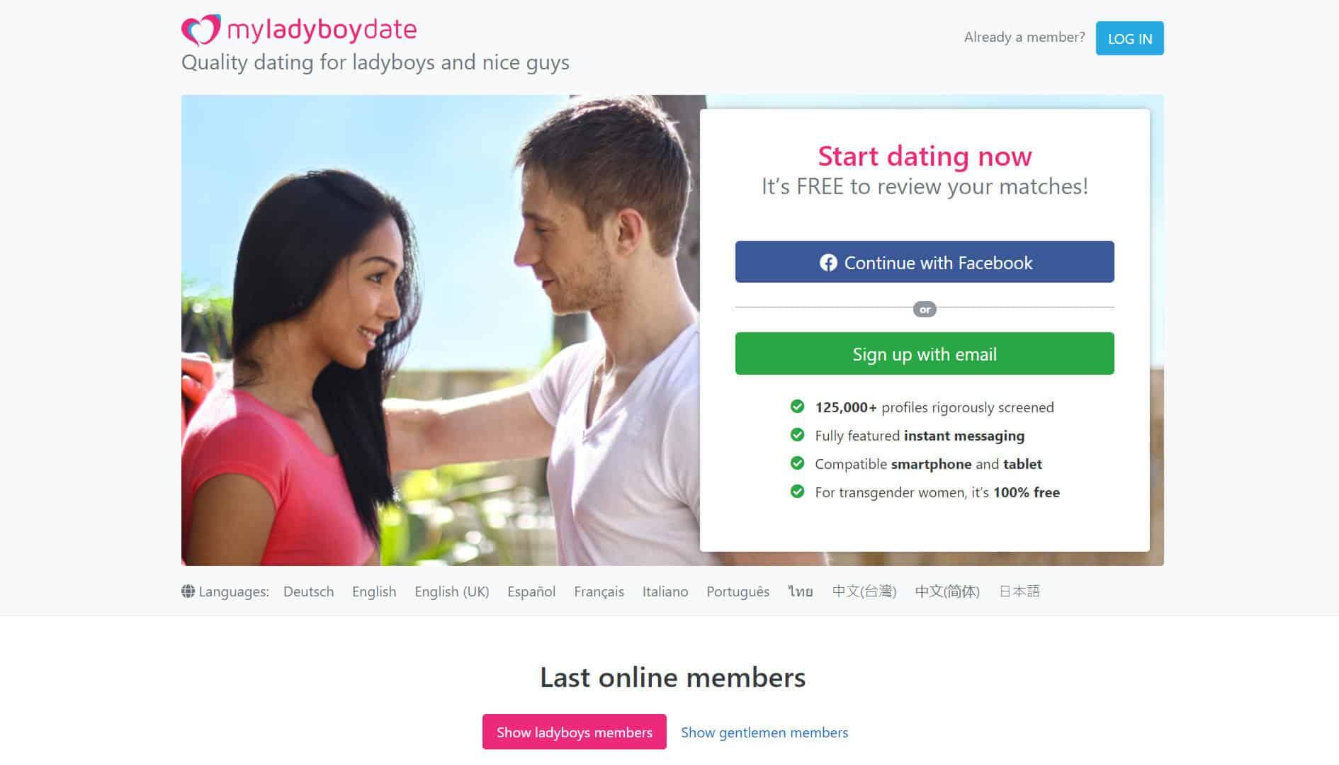 Ernsthafte dating-websites für erwachsene